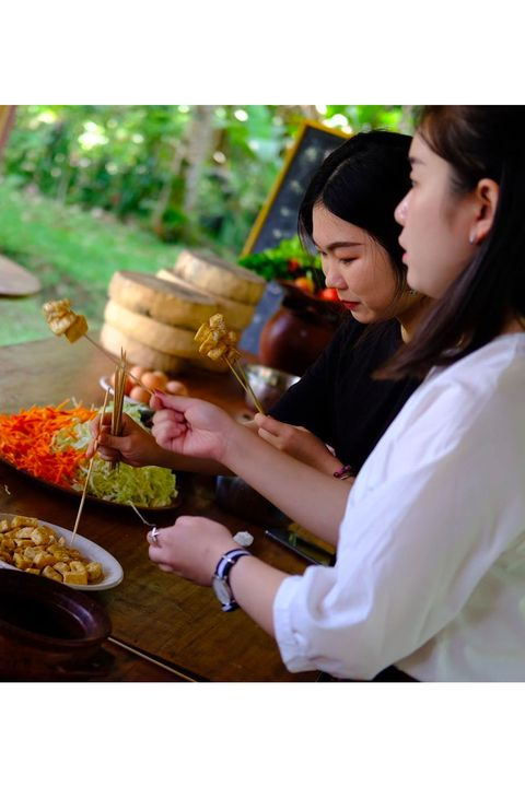 Food, Meal, Dish, Cuisine, Eating, Indian cuisine, Nasi liwet,