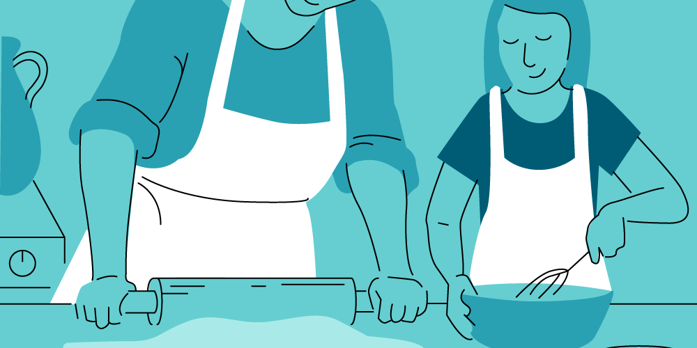 Hey, Parents! We're Hosting Free Digital Cooking Classes For Kids Every Week Day