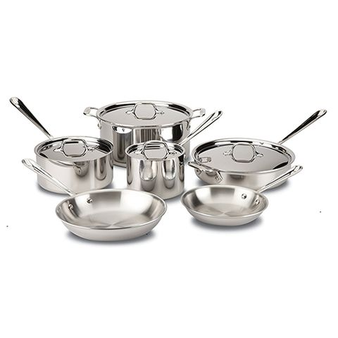 5 Best Cookware Sets In 2018 Top Rated Pots Amp Pans Sets