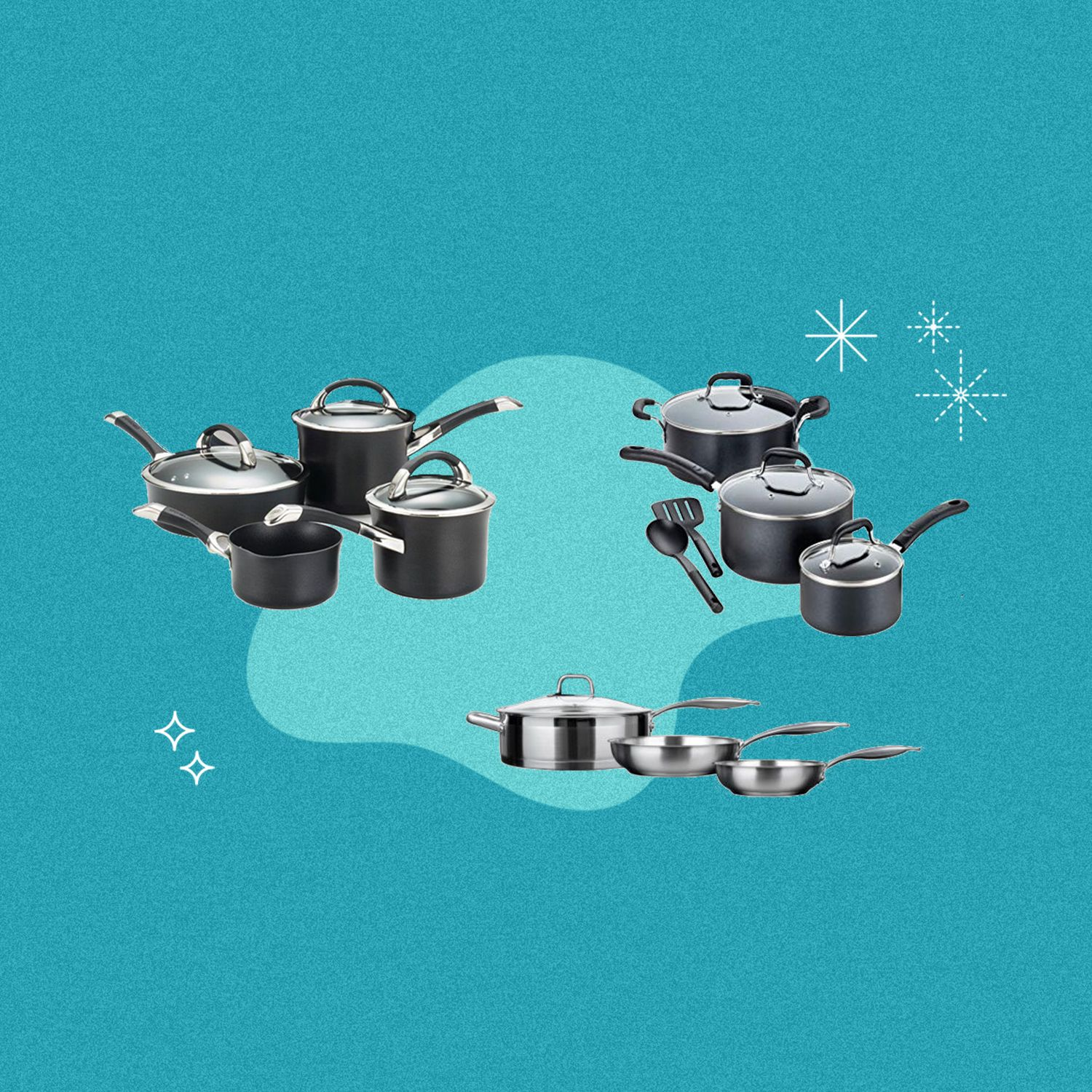 7 Best Induction Cookware Sets 2020 Induction Cookware Brands From Amazon And Walmart