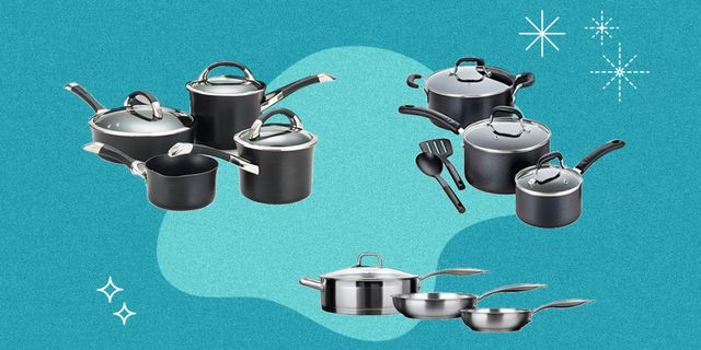 Best Cookware Sets For An Induction Cooktop