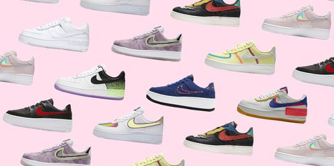 cool nike air force 1s