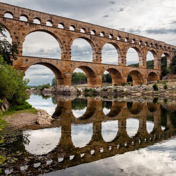 Asitektur Jembatan Terindah di Dunia - Perancis