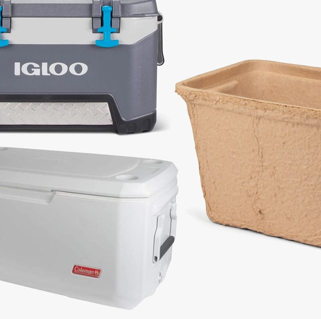 three different types of cooler