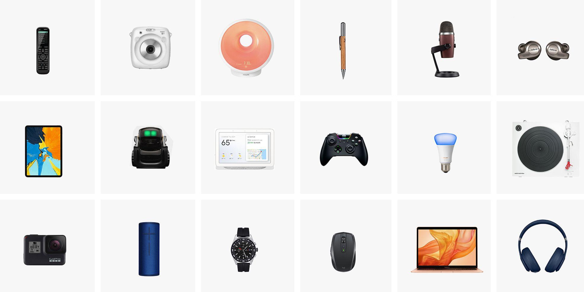 coolest tech gadgets 2018
