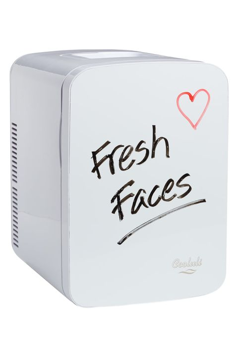 The Vibe Whiteboard 15L Thermoelectric Mini Beauty Fridge & Warmer