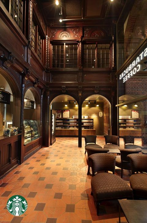 The 50 Most Beautiful Starbucks Around The World