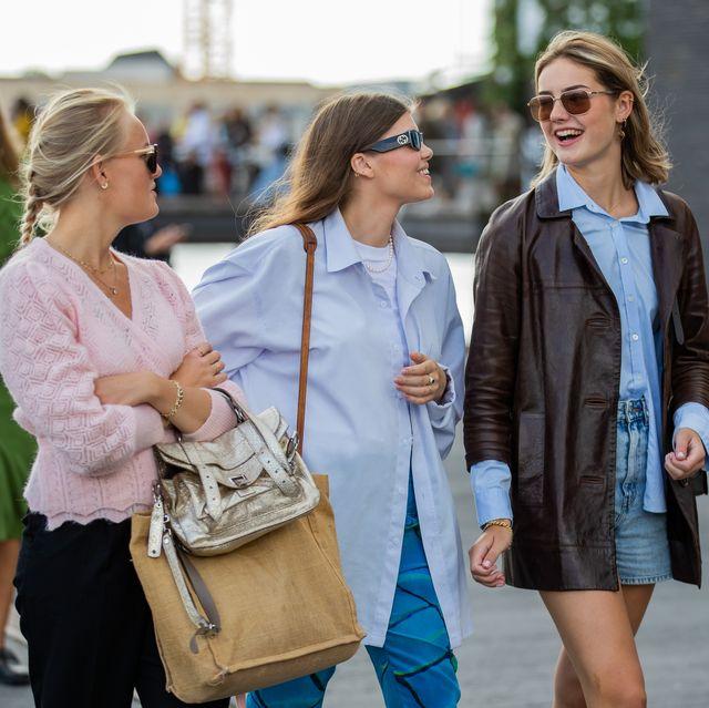 copenhagen fashion week agosto 2021, le tendenze street style