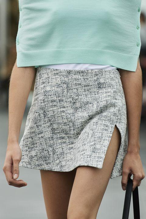 tendenza minigonna moda primavera estate 2021