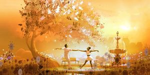 het nationale ballet coppelia