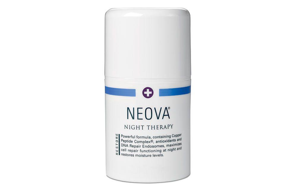 Neova night therapy copper peptide cream