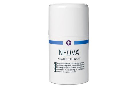 Neova night therapy copper peptide cream