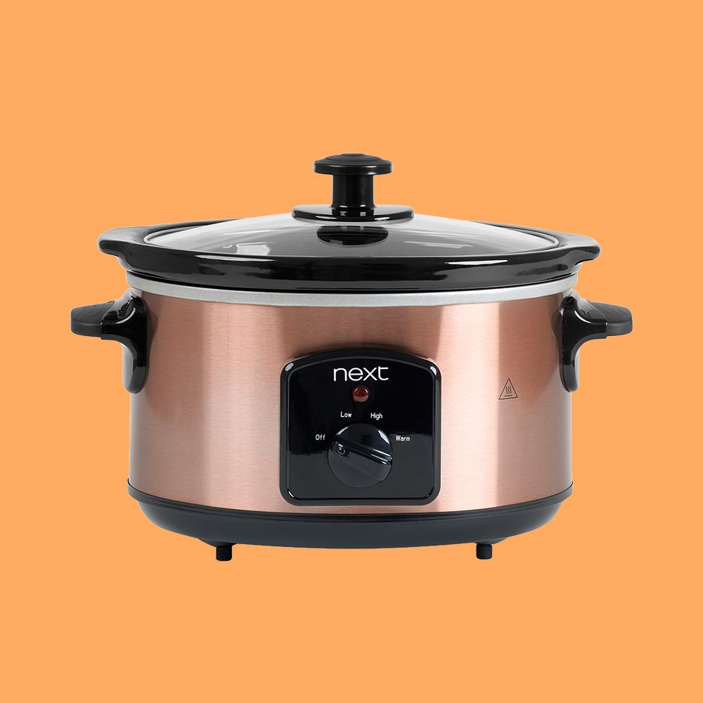 Next Copper Effect Slow Cooker 983971