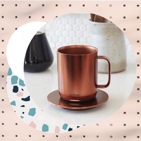 copper ember mug