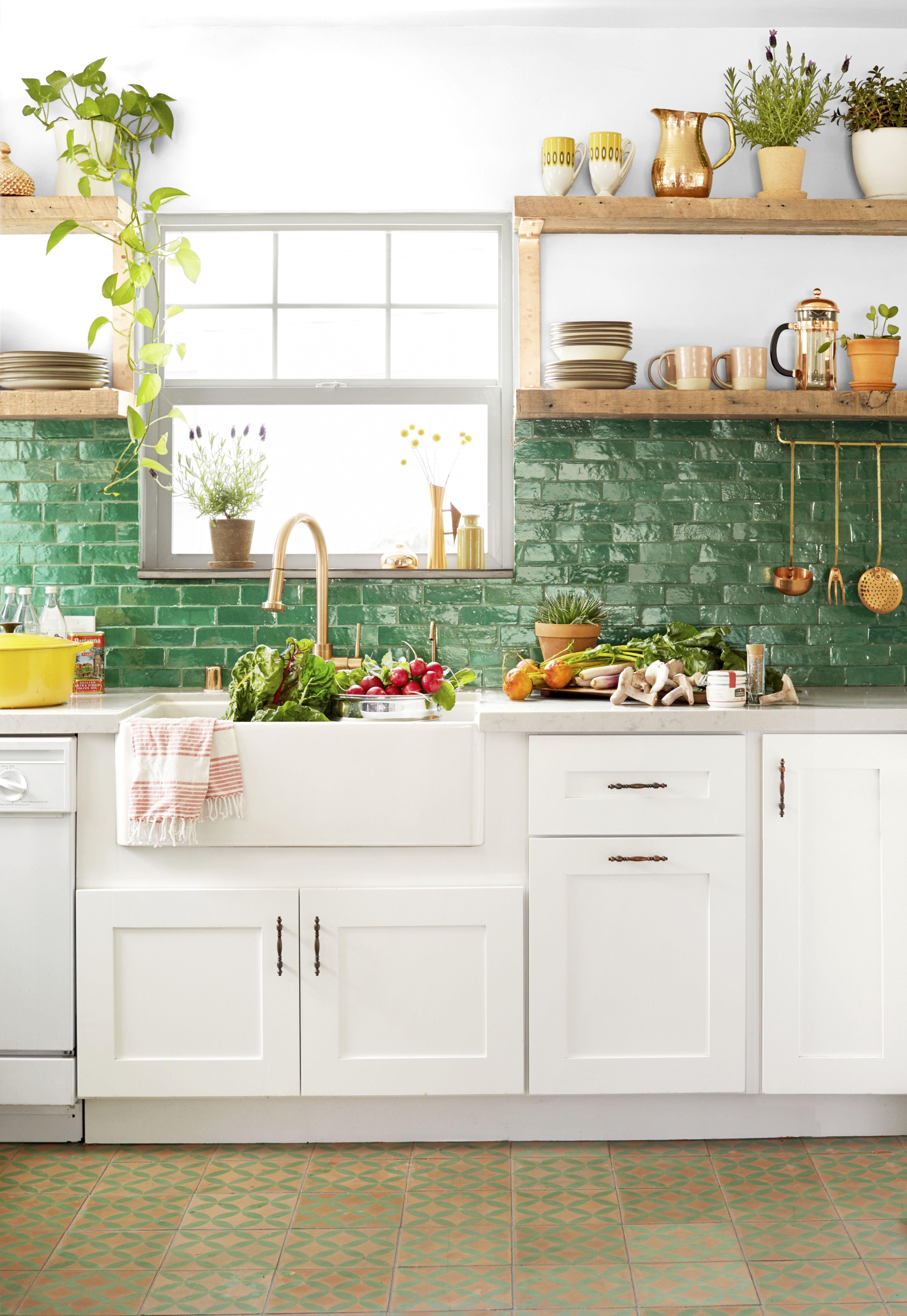 12 Best Open Shelving Kitchen Ideas - Open Shelving Kitchen Photos