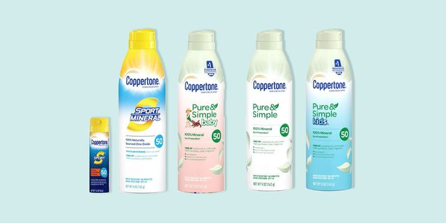 coppertone launches voluntary recall for benzene in sunscreen  full list