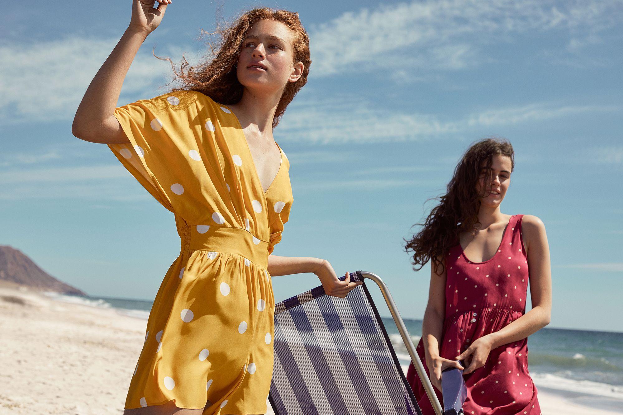huge selection of 94612 fb5c8 Copricostume: la tendenza moda 2018 da seguire assolutamente