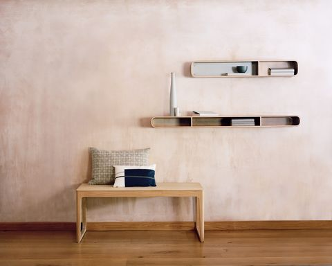 loop shelf and bench by barber osgerby for isokon plus