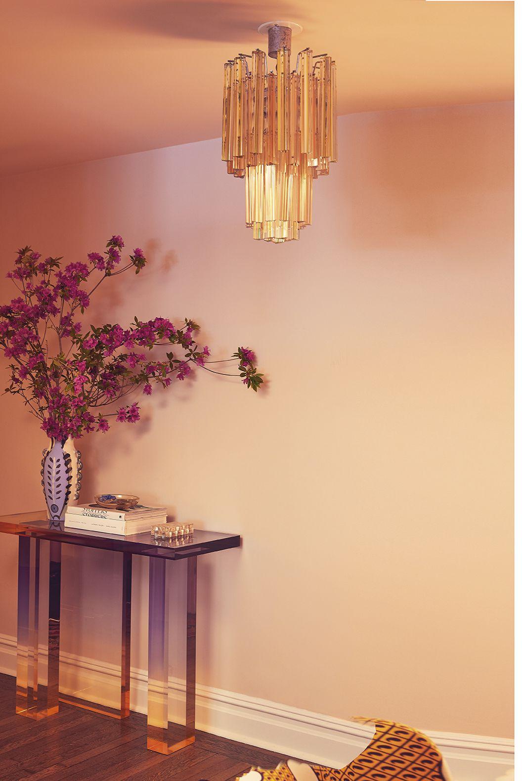 Lena Dunham's Interior Designer Ariel Okin Brought Her West Village Apartment to Life