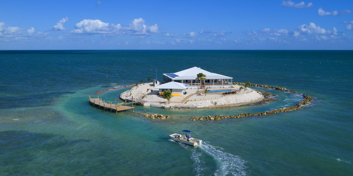 You and 5 Friends Can Rent a Private Island in Florida for $50 a Night This November