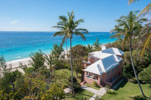 Coral Beach Club Bermuda Beach