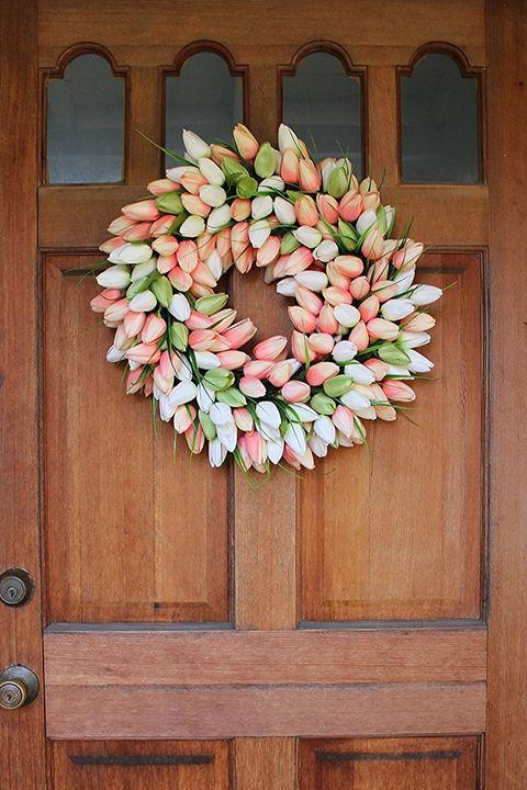 45 Beautiful Easter Decoration Ideas Easter Wreaths Flower