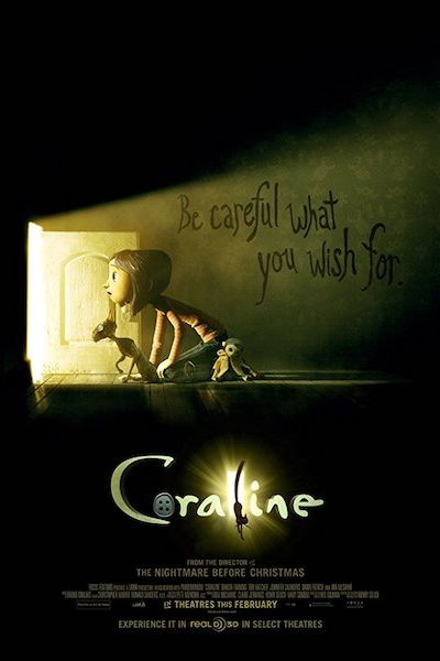 Kids Movies on Netflix Coraline