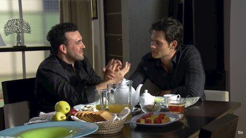 Parejas gays en telenovelas