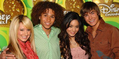 "Disney Channel's ""High School Musical"" Press Breakfast - December 16, 2005"