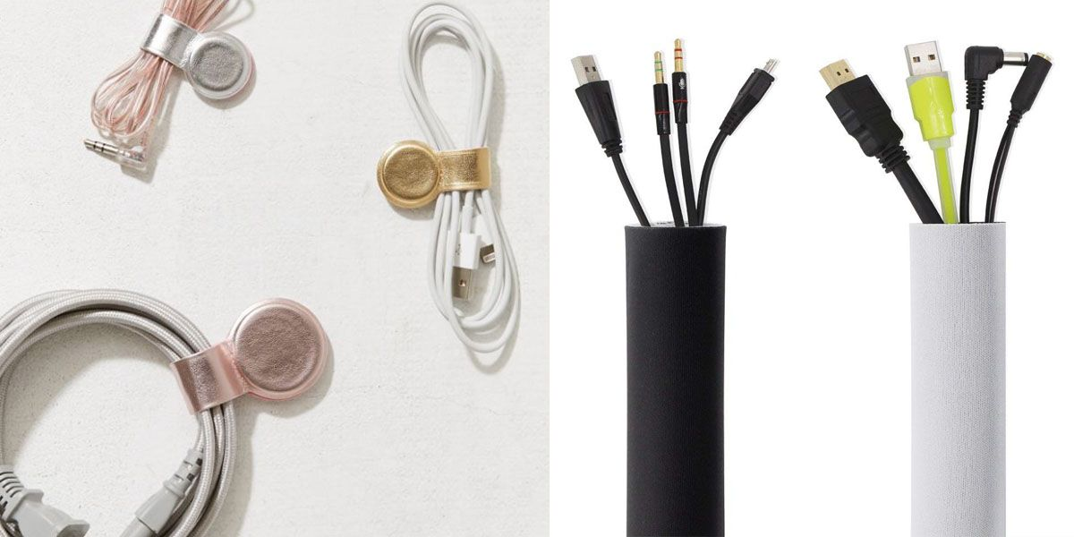 15 Brilliant Ways to Manage All Your Cords