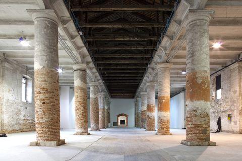 Le corderie della Biennale di Venezia