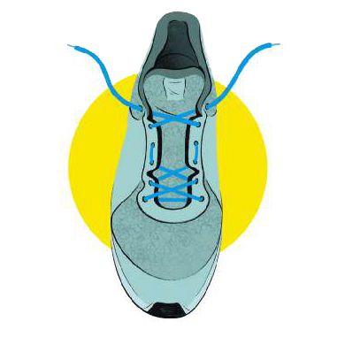 cordones, zapatillas, running, pies