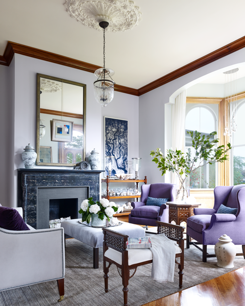 Vivacious Colorful Living Rooms Fun And Comfort: Best Living Room Paint Colors