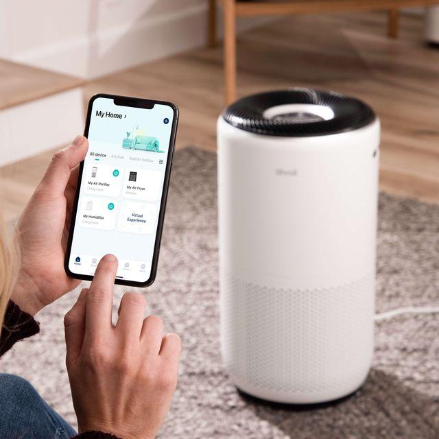 levoit core 400s smart true hepa air purifier