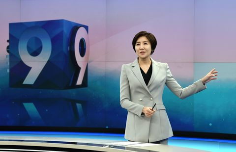 Corea del Sud: per la prima volta una presentatrice donna al tg