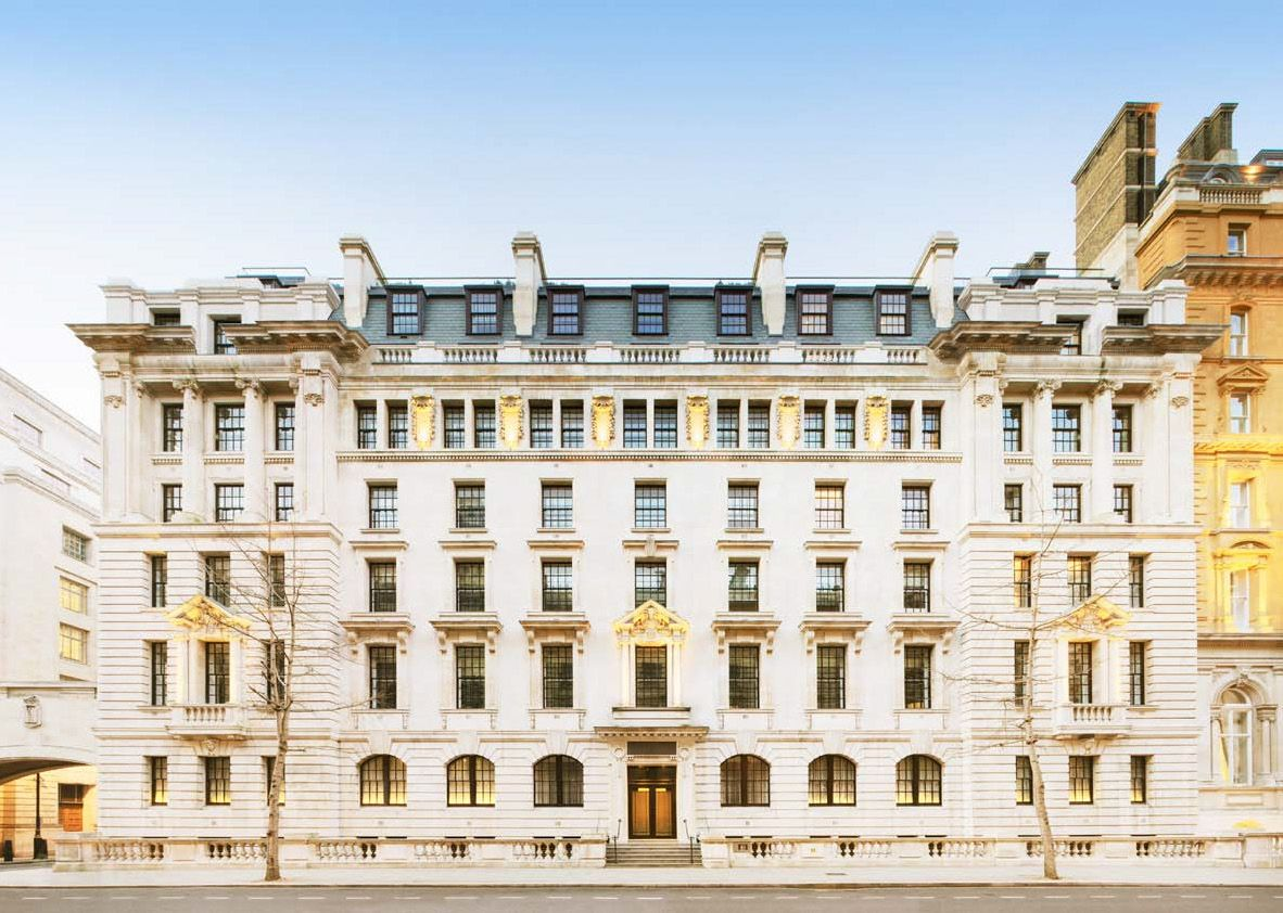 The penthouse at London's Corinthia Hotel has sold for £10.75 million – room service included