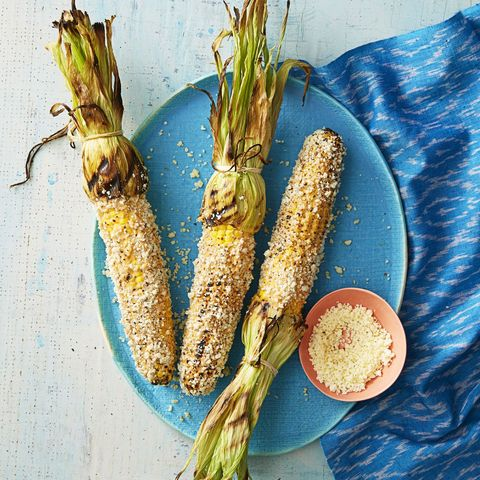 Corn - Grilled Vegetable Recipes