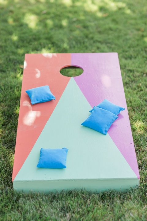 corn hole easter games