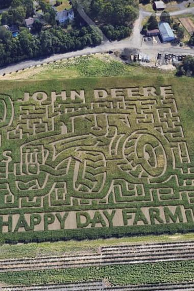 35 Best Corn Mazes Near Me