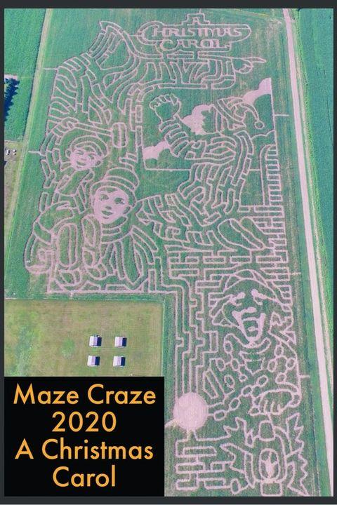 corn maze near me