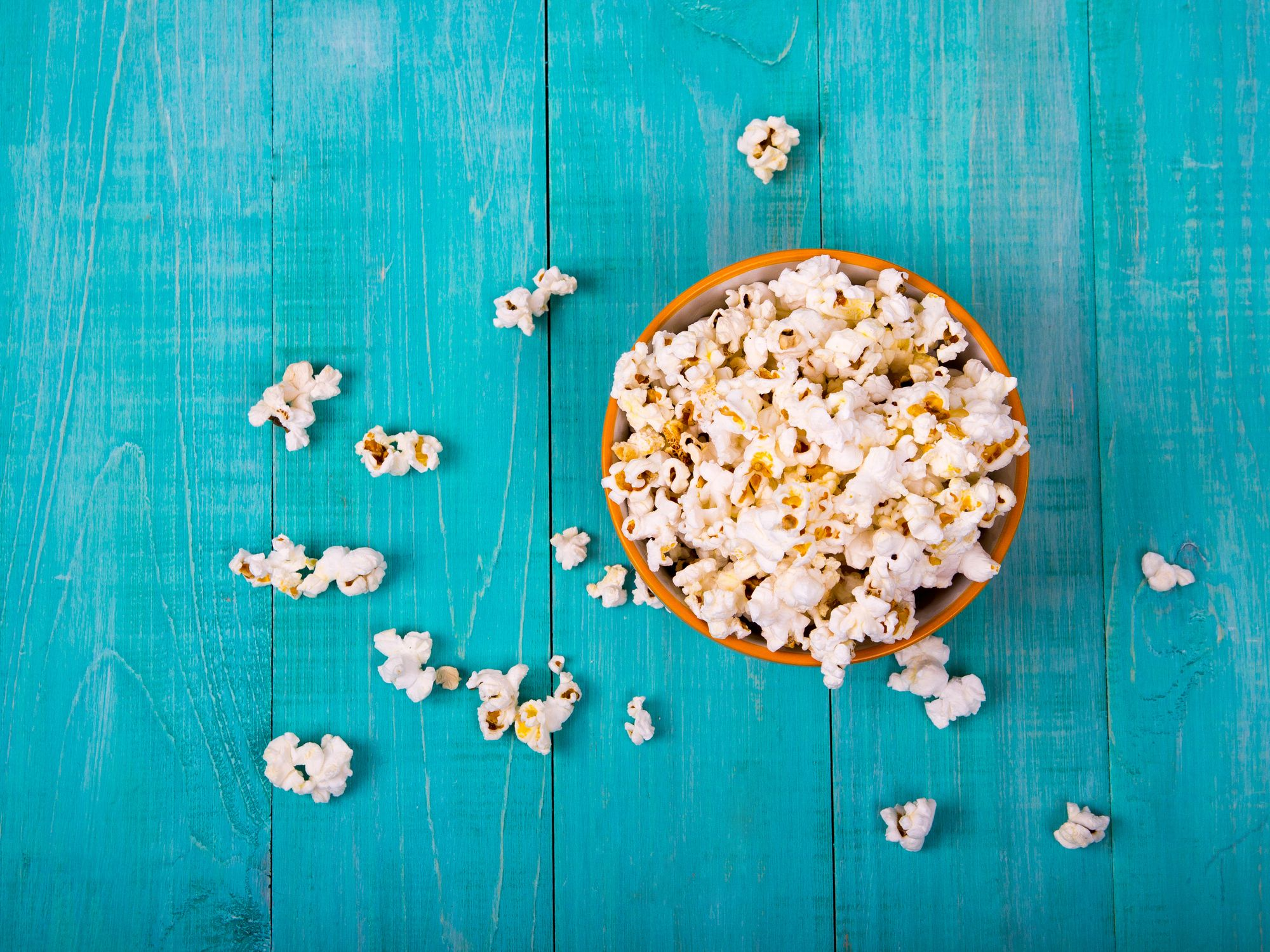 Is Popcorn Gluten Free? Here's What Nutritionists Have To Say