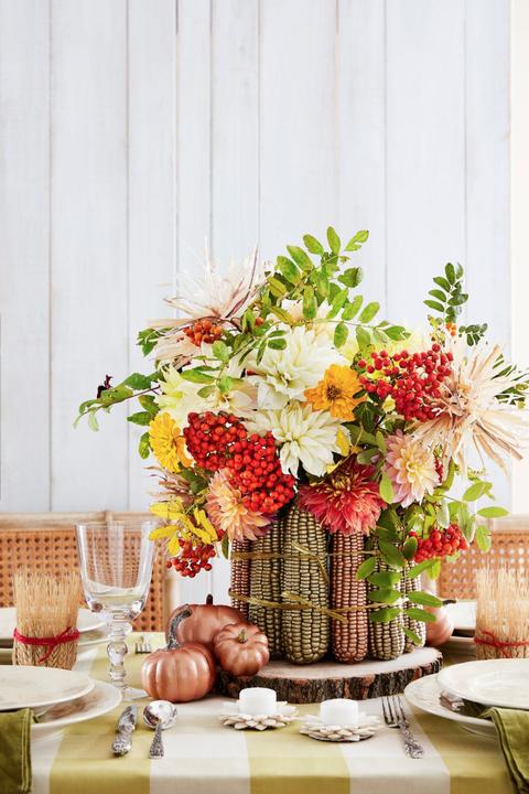diy corn crafts for thanksgiving