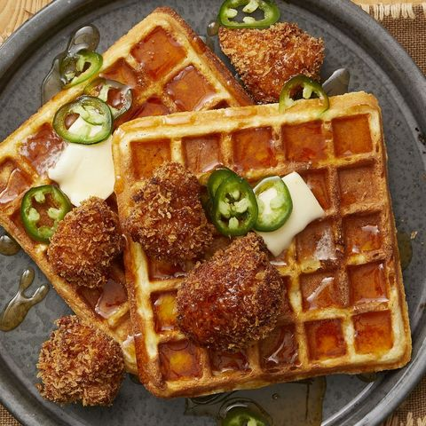 best boneless chicken thigh recipes waffles