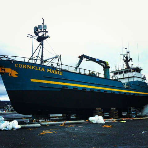 What Happened To The Cornelia Marie On Deadliest Catch Cornelia Marie History Name And Facts