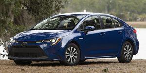 Toyota Corolla hybrid vs. Honda Insight