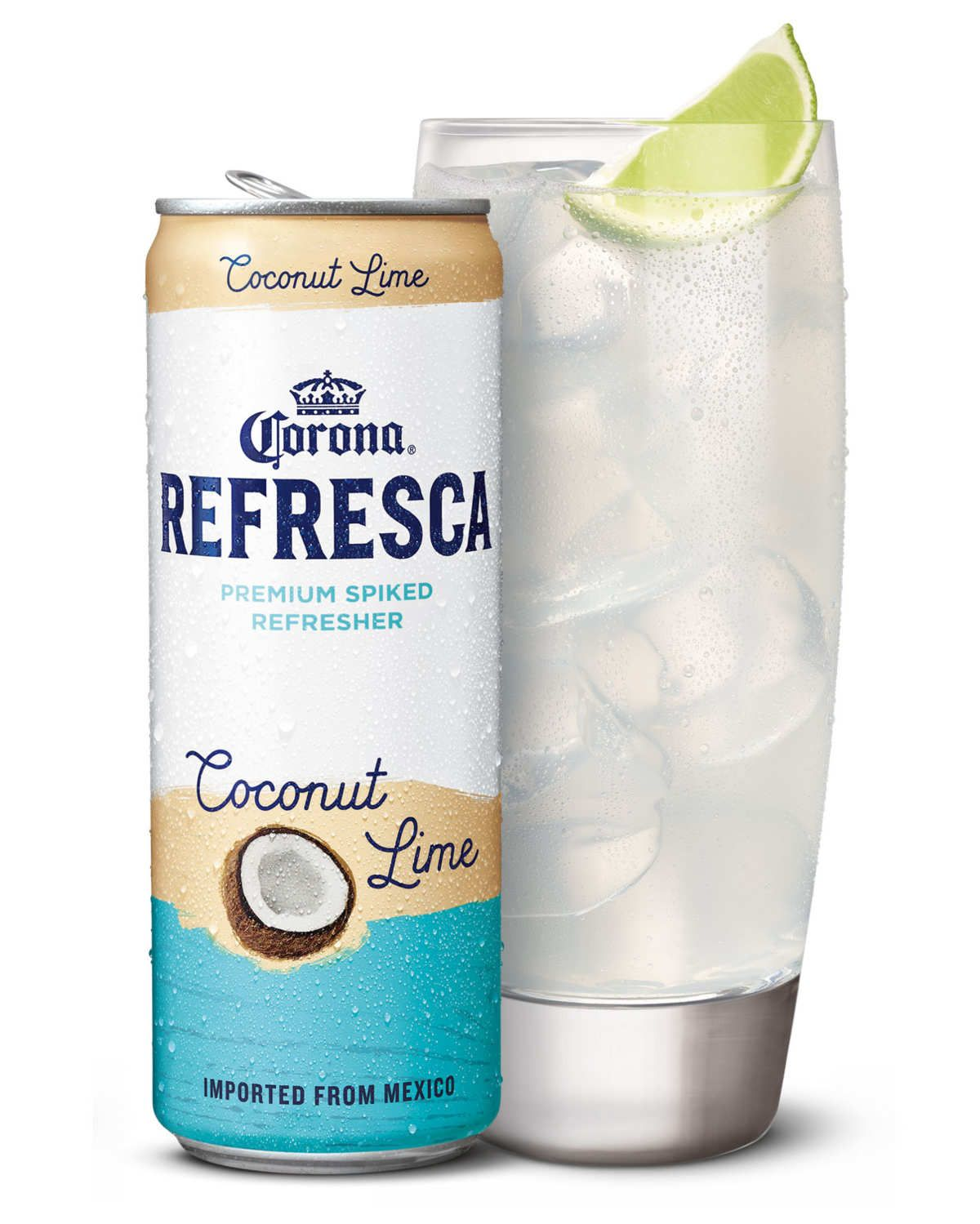 Corona Is Launching Coconut Lime Flavored Beer New Corona Refresca Flavors