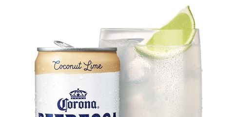 how many calories in the new corona refresca