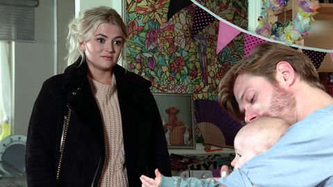 bethany platt and daniel osbourne in coronation street