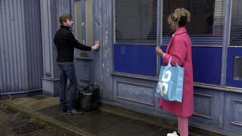 Daniel Osbourne makes a hurtful move in Coronation Street