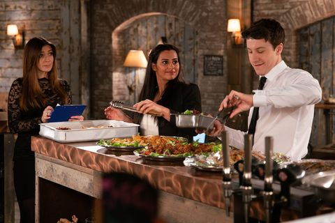 Michelle Connor tries to set up Alya Nazir and Ryan Connor in Coronation Street